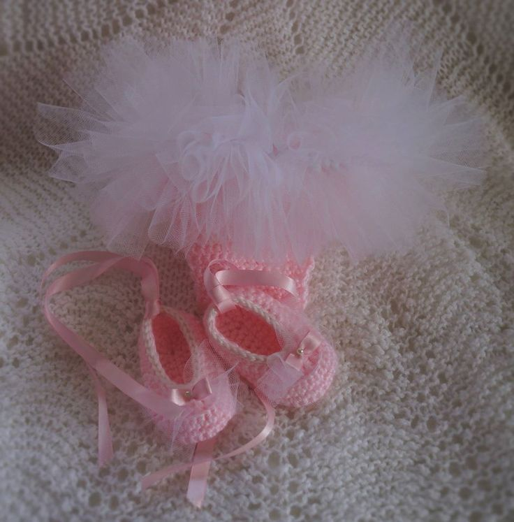Baby girl photo prop by Littlebit and Whimsy on Etsy. Diaper cover tutu and dainty ballet flats