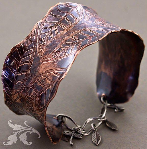 Love My Art Jewelry: Tutorial by Carol Dekle-Foss