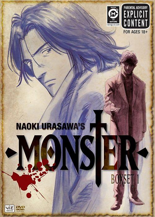 Naoki Urasawa's Monster #NaokiUrasawasMonster #Monster