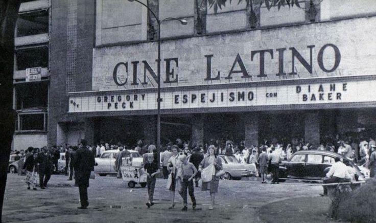 Cine Latino en 1960.