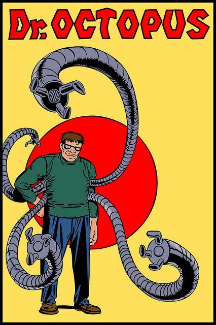 Steve Ditko | Dr. Octopus