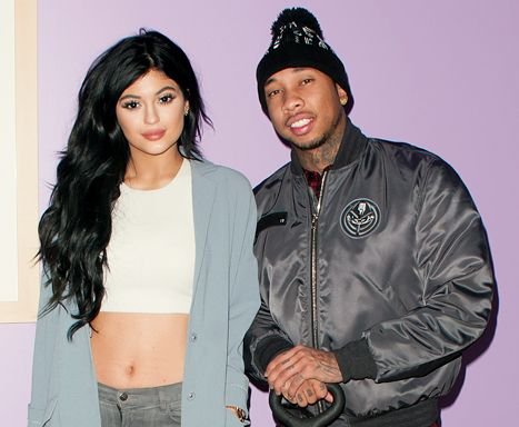 Tyga Claims He's Not Dating Kylie Jenner Amidst Amber Rose Feud - Us Weekly
