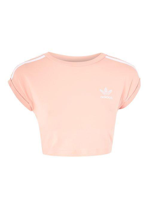 3-Stripe Crop Top by Adidas Originals