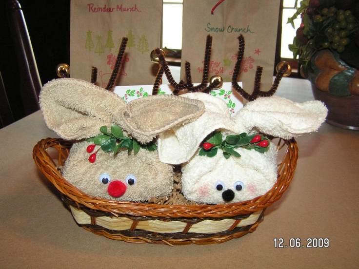 Christmas Craft To Hand Out To Nursing Homes