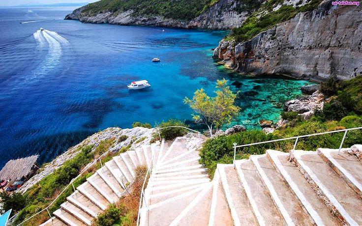 GREECE CHANNEL | Skinari,#Zakynthos #island, #Greece  http://www.greece-channel.com