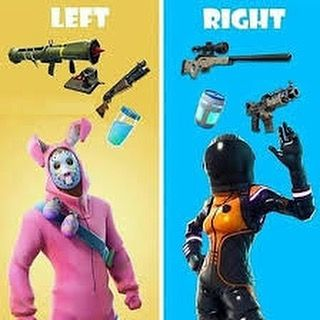 right or left epic games fortnite best games funny games minecraft video - tap tap fortnite