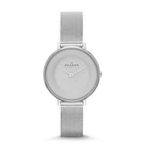 Ditte Steel Mesh Watch