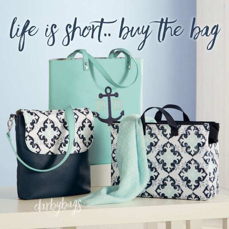 Life is short, buy the bag! Thirty One Spring 2018