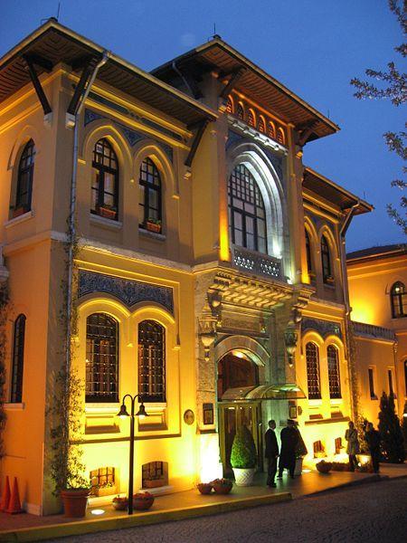 Four Seasons Hotel - Istanbul - T