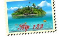 Trip123 is a platform for sharing sights and tourist attractions.