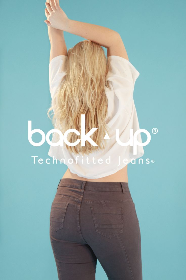 Back up® Jeans TALLAS GRANDES