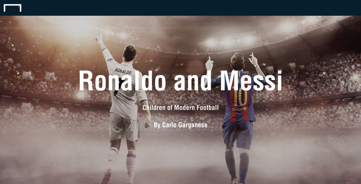 Never in the history of football have two players dominated like Lionel Messi and Cristiano Ronaldo have over the past decade. Goal - June 2017