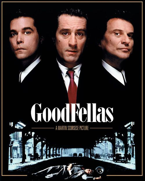 """Goodfellas"" - With this film Scorsese provided a reason to make yet another Mafia film. ""What am I on the pay-no-mind-list kid?!"" #scorsese"