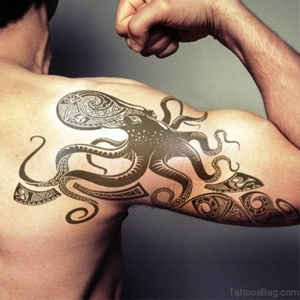 Best 25+ Octopus tatto...