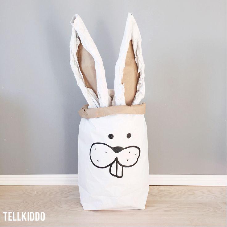 Tellkiddo Easter bunny