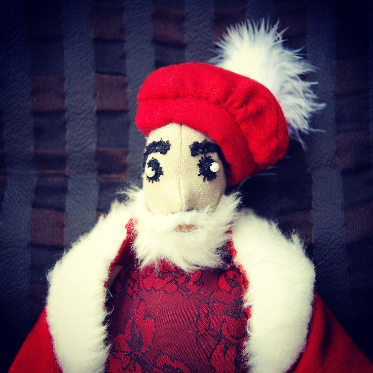 RongyMiki, a Télapó portréja / Santa Claus' Portrait