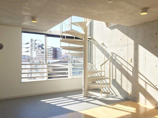 空も飛べるはず 4階 東京都足立区 東京 神奈川 千葉 埼玉のリノベーション デザイナーズ賃貸ならグッドルーム Goodroom メゾネット 賃貸 リノベーション メゾネットタイプ