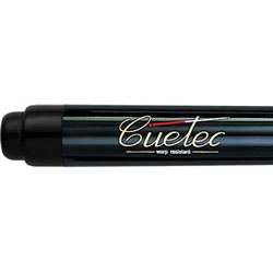 """Cuetec - CT273 is a  hard rock maple power bonded with fiberglass and 15 1/2 """"pro taper (SST Super Slim Taper shaft). It has 13mm Lepro tip. The ferrule is capped and threaded fiber. The price of the cue is $96.00. For more details visit QSTIX, which is a billiard store in Anaheim, California."""