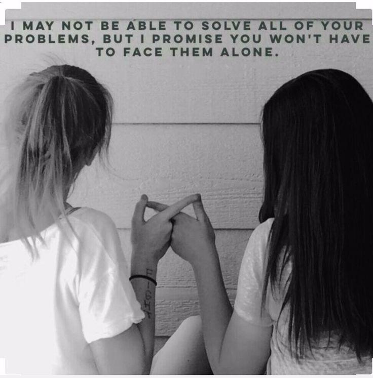 Sprüche für Schwestern, die für immer zusammenhalten