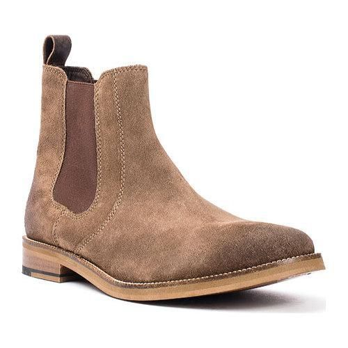 Keep things cool and comfortable with the stylish Denham Chelsea Boot. Featuring a classic silhouette that rises ankle fashionable and functional pull-on tabs and an easy gore opening, these British-i