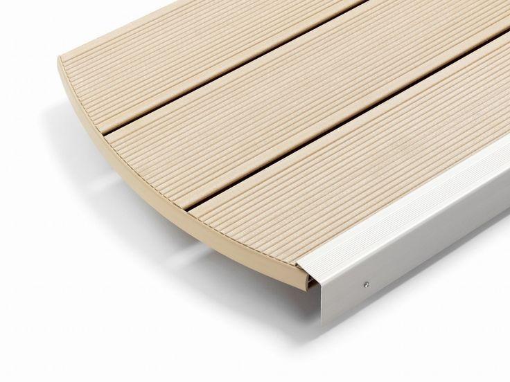 Deck terasa piscina bej Rehau Grano Puro  Sistemul inovativ de deck terasa piscina bej Rehau Grano Puro RELAZZO este produs din RAU-WOOD, un compozit Wood-Polymer valoros.  Deck-ul bej pentru terase de la Rehau imbina avantajele esentelor de lemn indigen provenite din silvicultura regenerata cu polimeri de inalta tehnologie. #deck #deck terasa #deckwpc #deckrehau