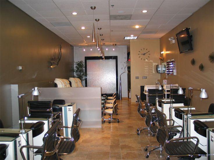 Nail Salon Interior Design Story