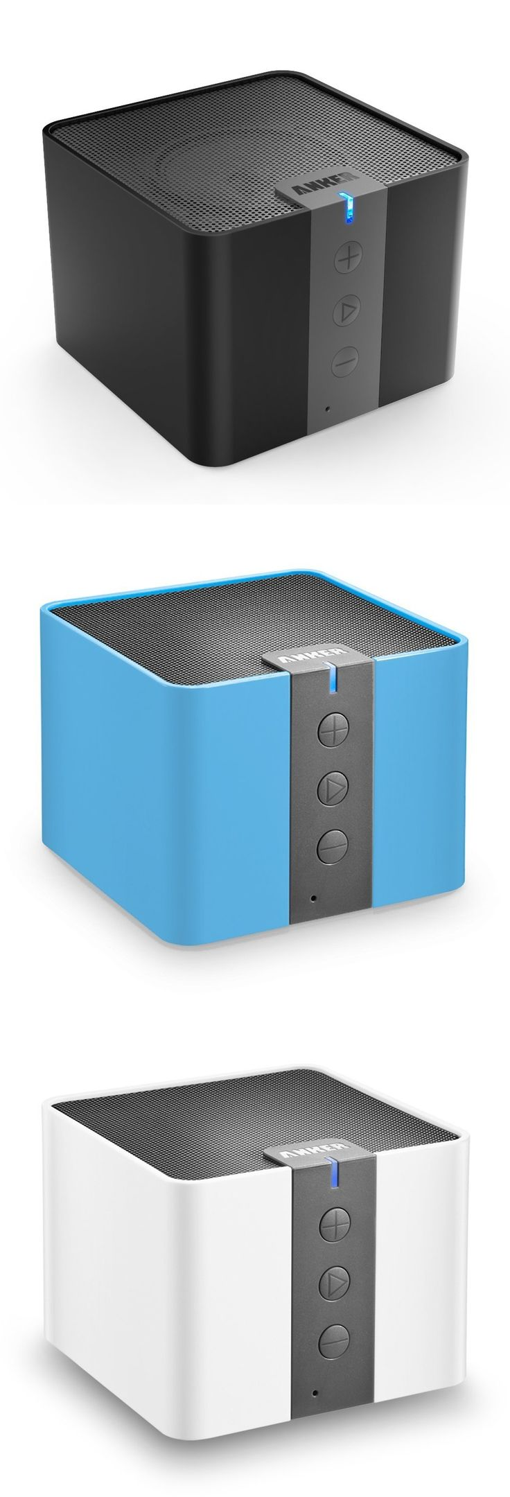 Anker® Portable Wireless Bluetooth Speaker with 20 Hour Battery Life and Full, High-Def Sound for iPhone, iPad, Samsung, Nexus, HTC, Nokia and more. This one is also the #1 Best Seller in Computer Speakers. To get more updates, follow Best Buy Portable Speakers.
