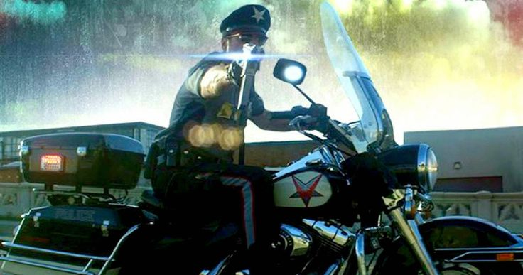 Officer Downe Trailer Brings the Comic to Gory, Violent Life -- The first trailer has arrived for comic adaptation Officer Down, based on the 2010 graphic novel. -- http://movieweb.com/officer-downe-movie-trailer/