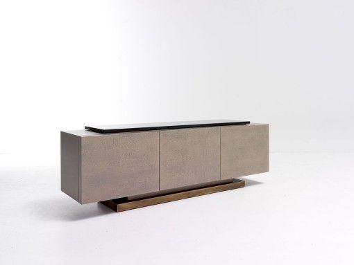 ILAND sideboard by Fermín Verdeguer for MOBIL FRESNO
