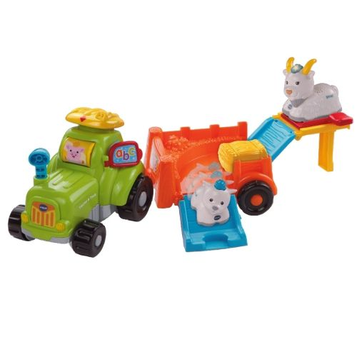 VTech Toot Toot Animals Tractor and Truck