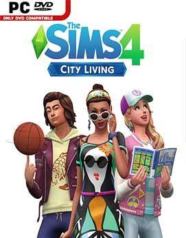 Los Sims 4 City Living PC [2016] [Español] [Expansiones]
