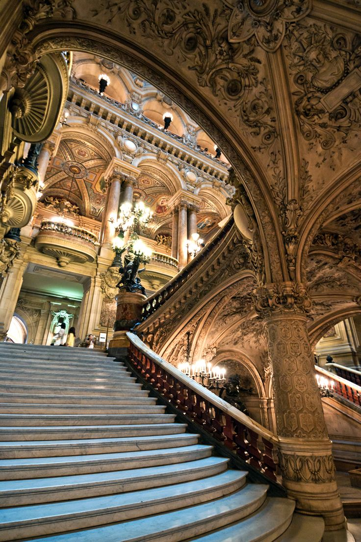 Opéra Garnier | Paris | France