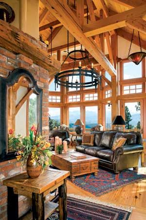 So Amazing Vaulted Ceilings Amp Brackets Windows Light