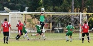 This soccer superstar bares the title of NSW Futsal State League Goalkeeper of the Year….