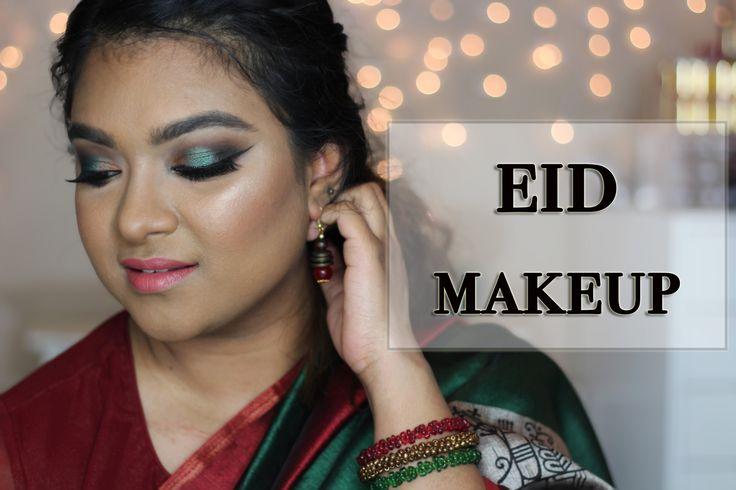 Eid Makeup || KVD Serpentina Palette || Sifa's Corner