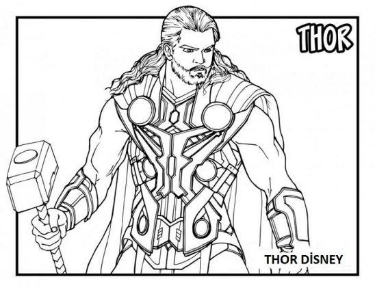 Thor Ausmalbilder Ausmalbilder Zum Ausdrucken Ausmalbilder Thor