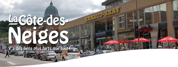 Cote Des Neiges Montreal - Bing Images