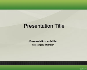 Free Mutual Fund PowerPoint Template
