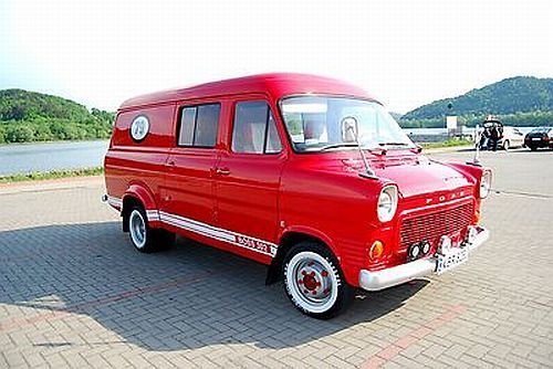 ford transit mk1 - Google Search