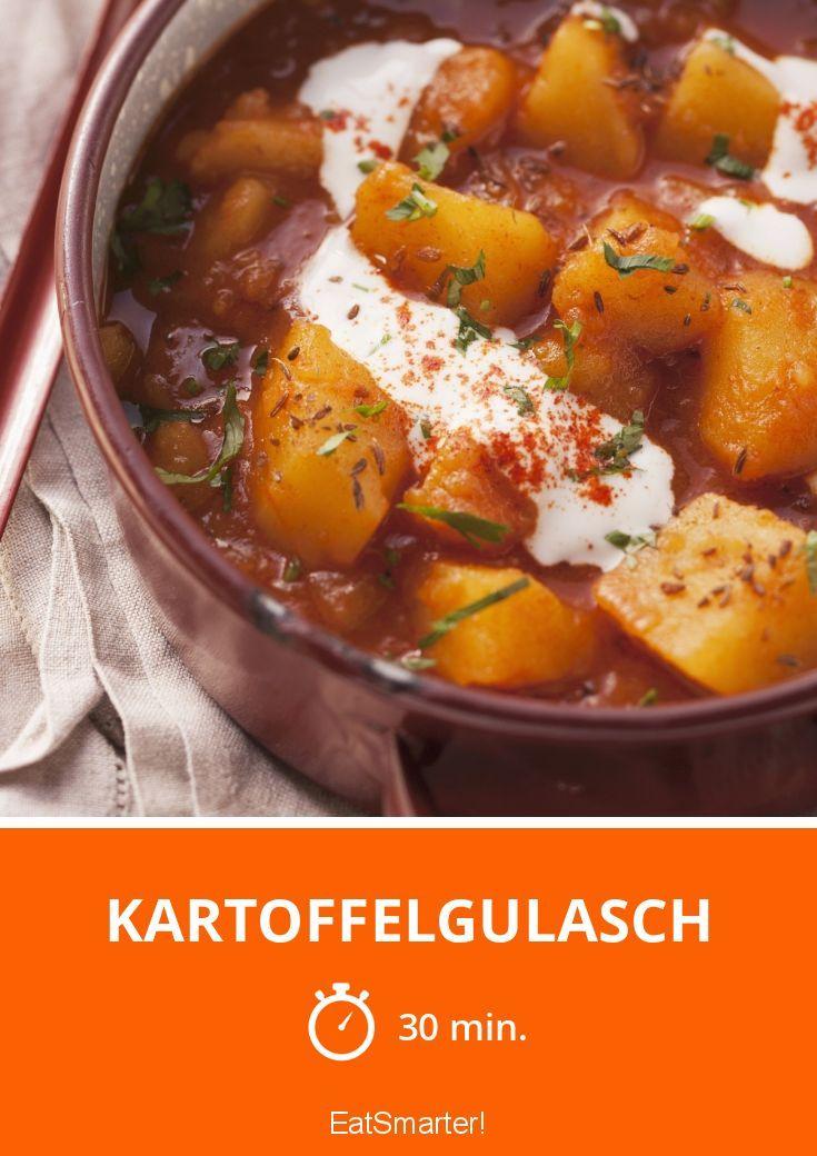 Kartoffelgulasch - smarter - Zeit: 30 Min. | eatsmarter.de