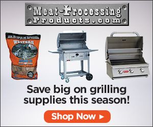 Get a Free Knife Set at MeatProcessingProducts.com!