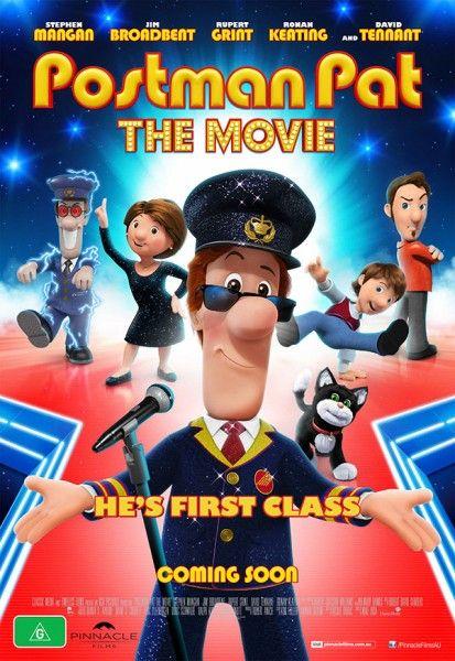 Postman Pat Çizgi Filmi HD Afişi Yayınlanmıştır. Filmi izlemek için sitemizi ziyaret edebilirsiniz. 720p HD Tüm Filmler http://www.keyifleizle.net adresinde sizleri bekliyor.