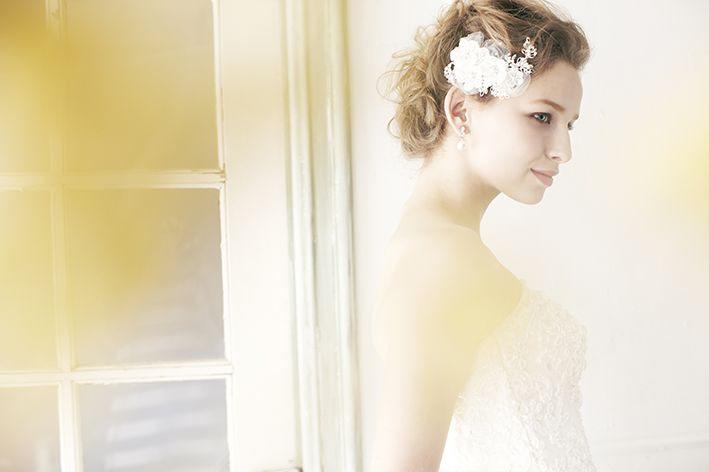 AYUMI BRIDAL  Colors Collection 撮影場所 Frank Work Studio