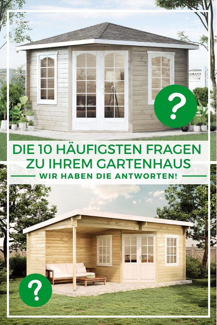 Gartenhaus bauen Viele Menschen haben bei uns bereits Ihr