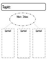 Worksheet Main Idea And Supporting Details Worksheets 1000 images about school stuff main idea and supporting details fun activity
