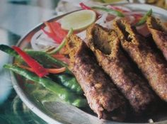 Seekh Kebabs at PakiRecipes.com