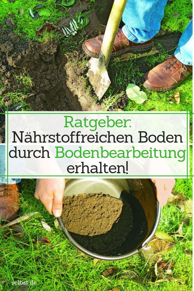Bodenbearbeitung Selbst De Pflanzen Diy Gartenprojekte Gartenarbeit