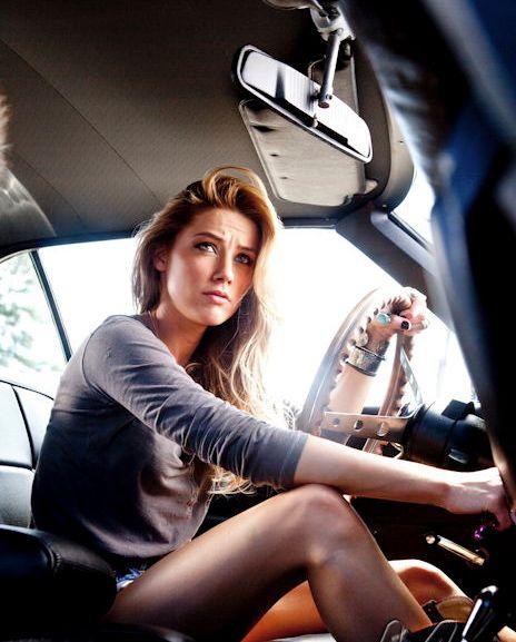 Drive Angry- Amber Heard