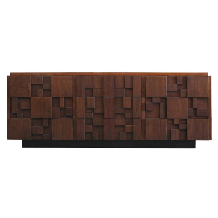 Cubist Sideboard by LANE USA