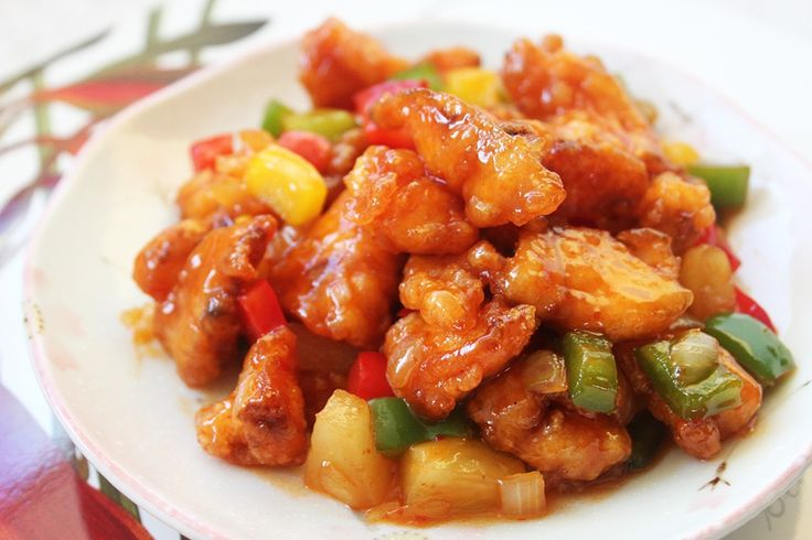 A quick and easy no-fail recipe for any sweet and sour dish - pork, fish, prawns or even tofu - that calls for a sweet and sour sauce.